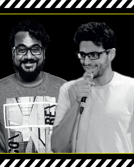 The Big Ticket Ft. Rohan Joshi and Ashish Shakiya