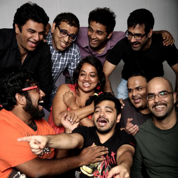 Improv Comedy Mumbai