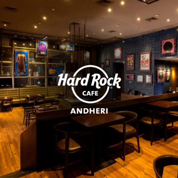 Hard Rock Cafe, Andheri
