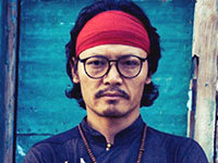 Tenzin Tsundue (Award-winning author, Tibetan activist)