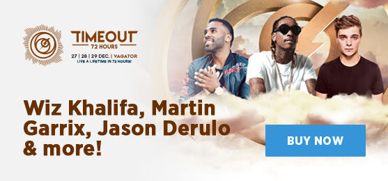 Early Bird tickets for TIMEOUT 72 ft Martin Garrix and Jason Derulo out now!