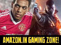 Amazon.in Gaming Zone