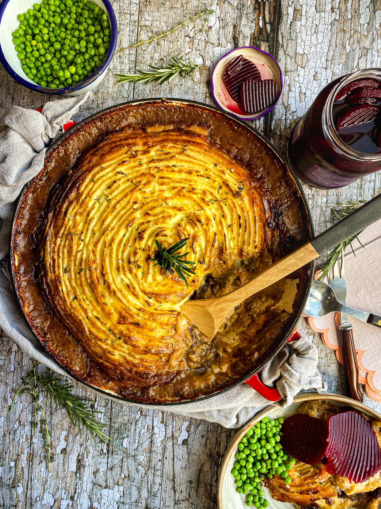 Ultimate Shepherds Pie