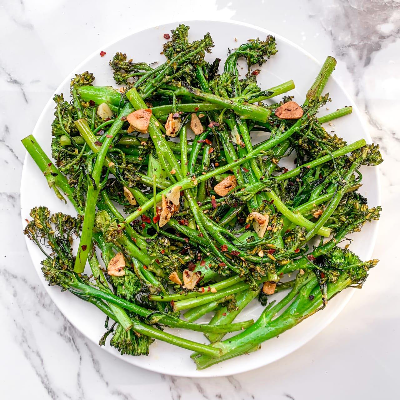 Lemon & Garlic Tenderstem Broccoli