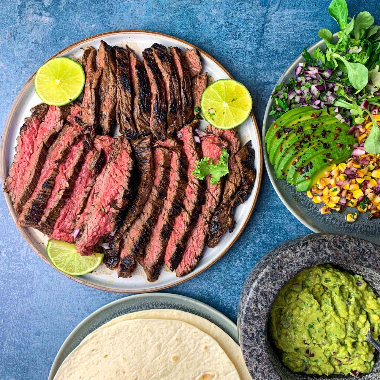 Tasty Steak Tacos
