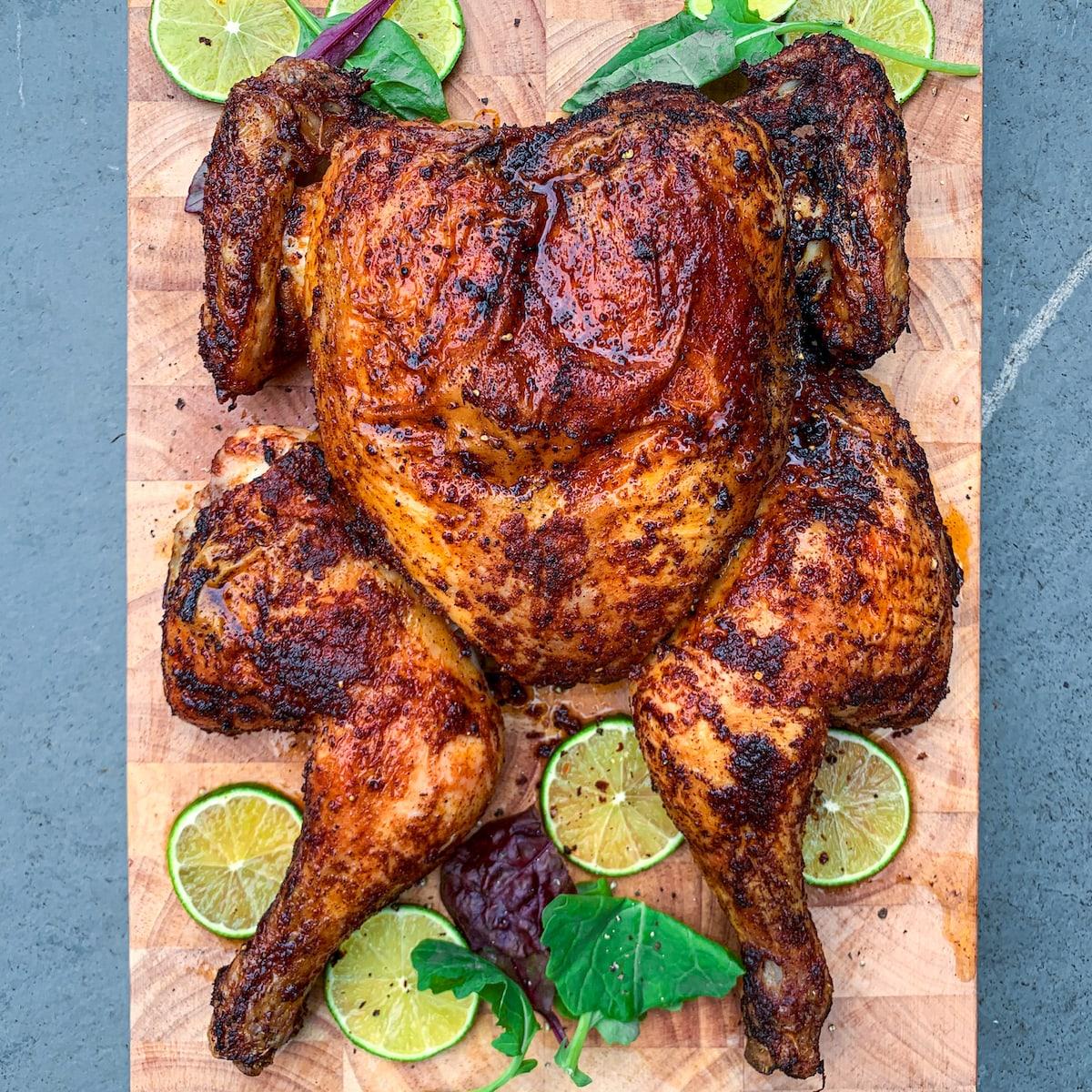 Paprika Garlic Butter Chicken
