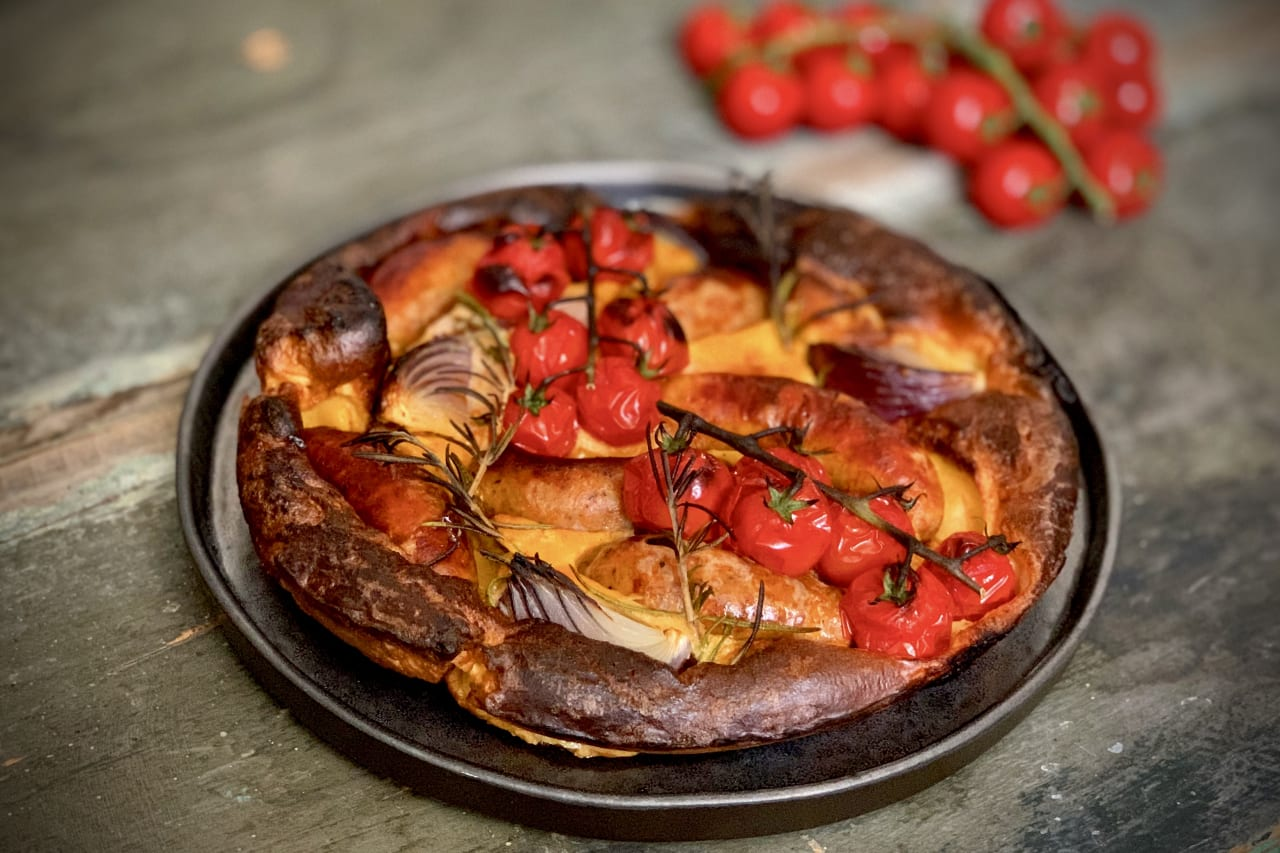 Smokey Toad in The Hole
