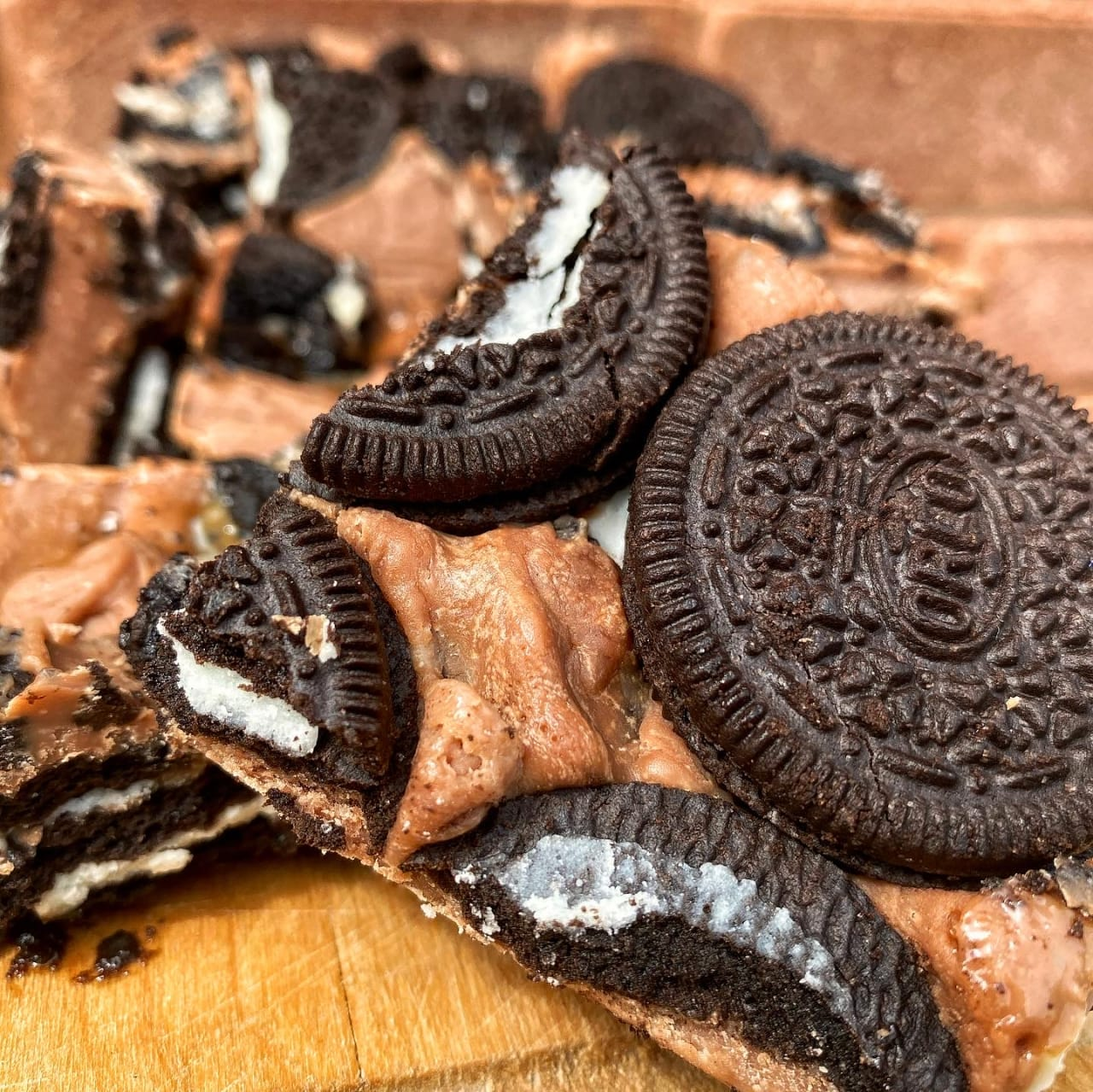 Grown up cookies and cream