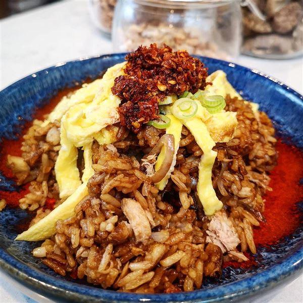 Storecupboard Nyonya Fried Rice