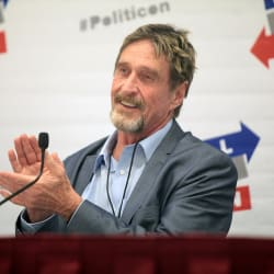 John McAfee – Net worth, Cryptocurrency holdings, Bio - Blockmanity