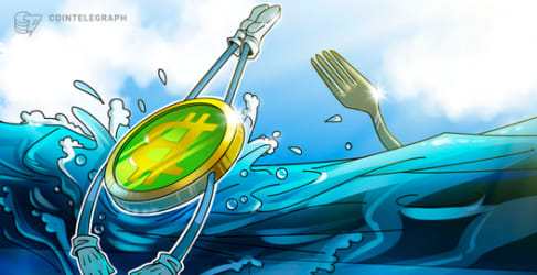 Image result for as-bitcoin-cash-hard-forks-unknown-mining-pool-continues-old-chain