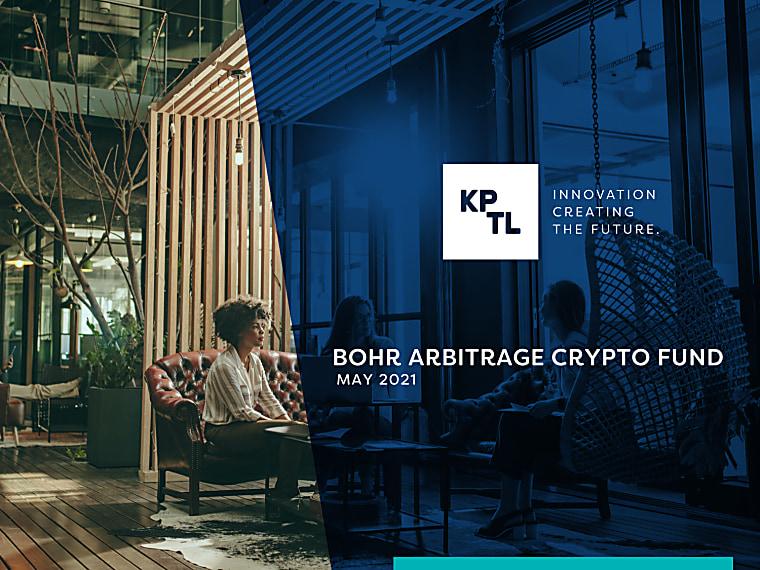 Bohr Arbitrage Crypto Fund - Investor Presentation (May 2021)