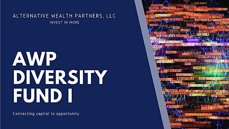 AWP Diversity Fund I LP Presentation