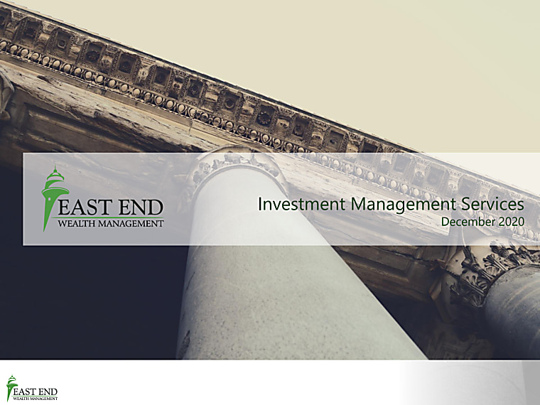 The Enhanced Income Strategy - Investor Pitch Book
