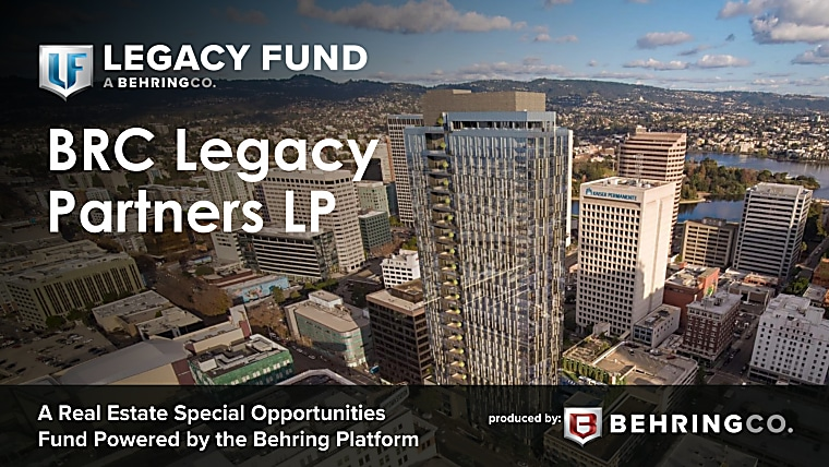 BRC Legacy Partners LP Introductory Presentation