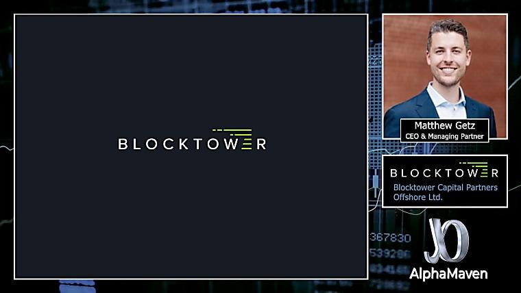 BlockTower Capital Partners - AlphaMaven Video PitchBook