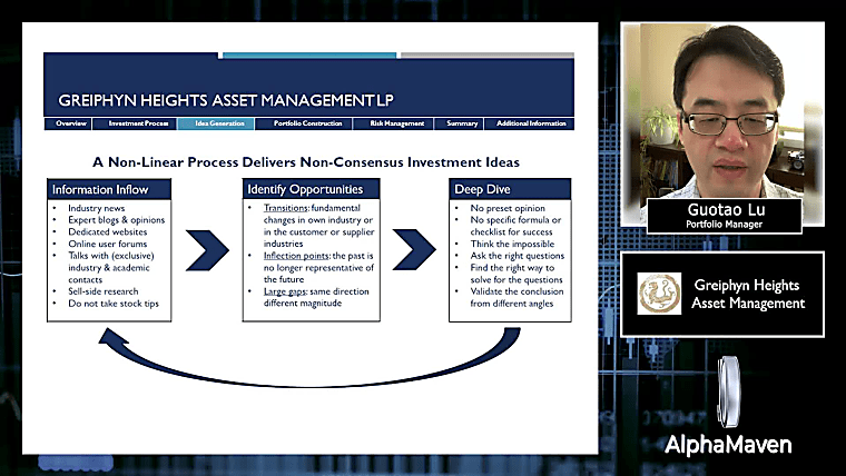 Greiphyn Heights Partners LP - Video Pitch Book