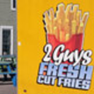 2 Guys Fresh Cut Fries