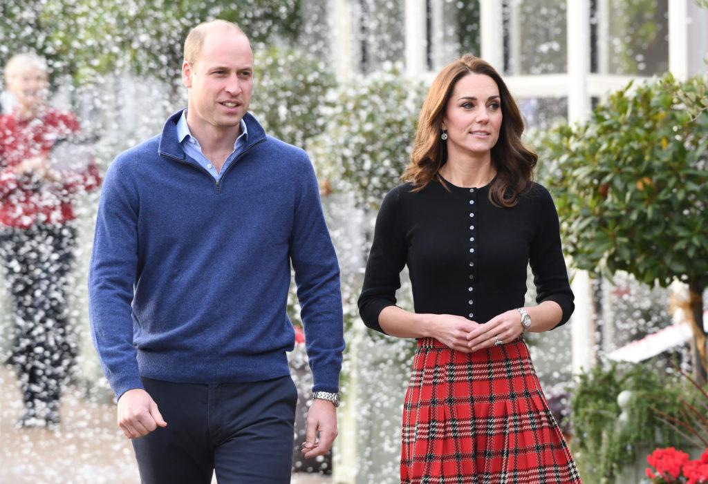 В честь годовщины: королевский фотограф назвал любимую свадебную фотографию Кейт Миддлтон