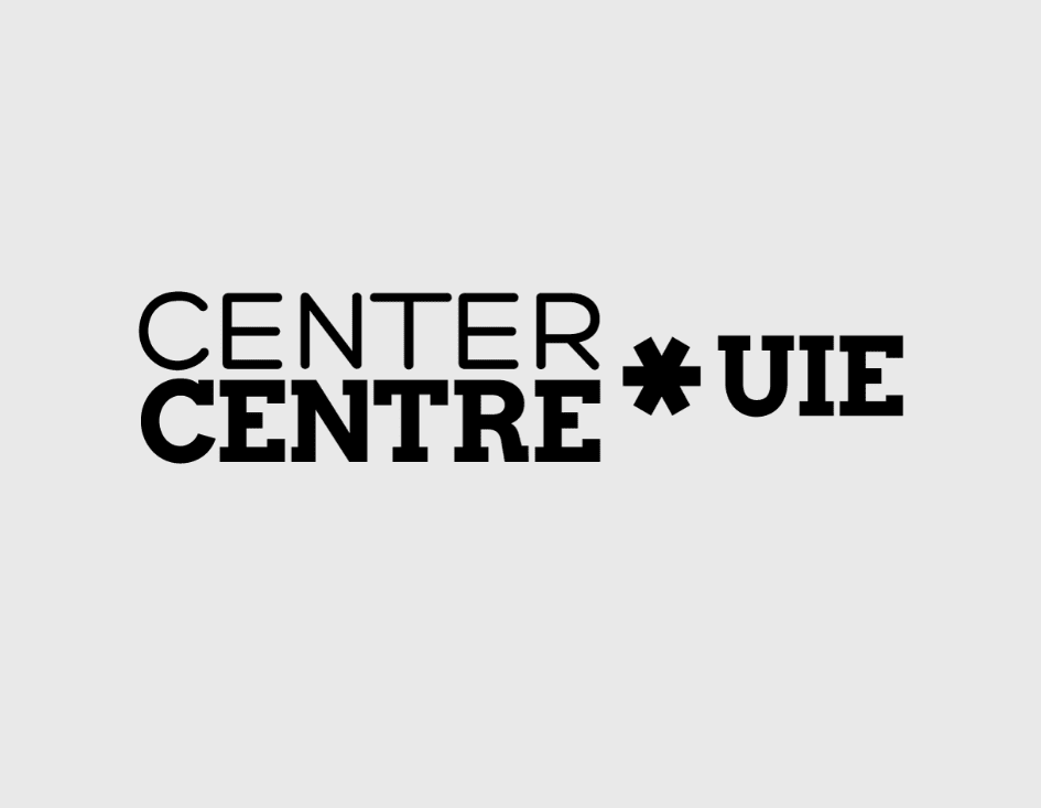 Center Center and User Interface Engineering Logo