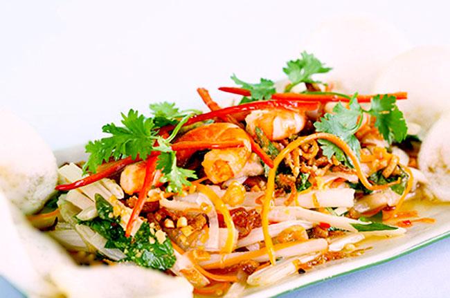 Halal Food In Vietnam Ngó Sen