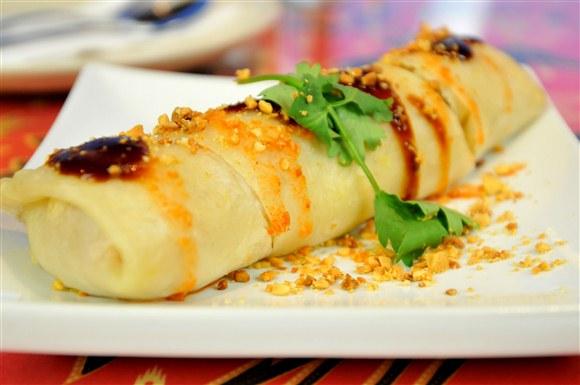 Halal Food Vietnam Banh Cuon