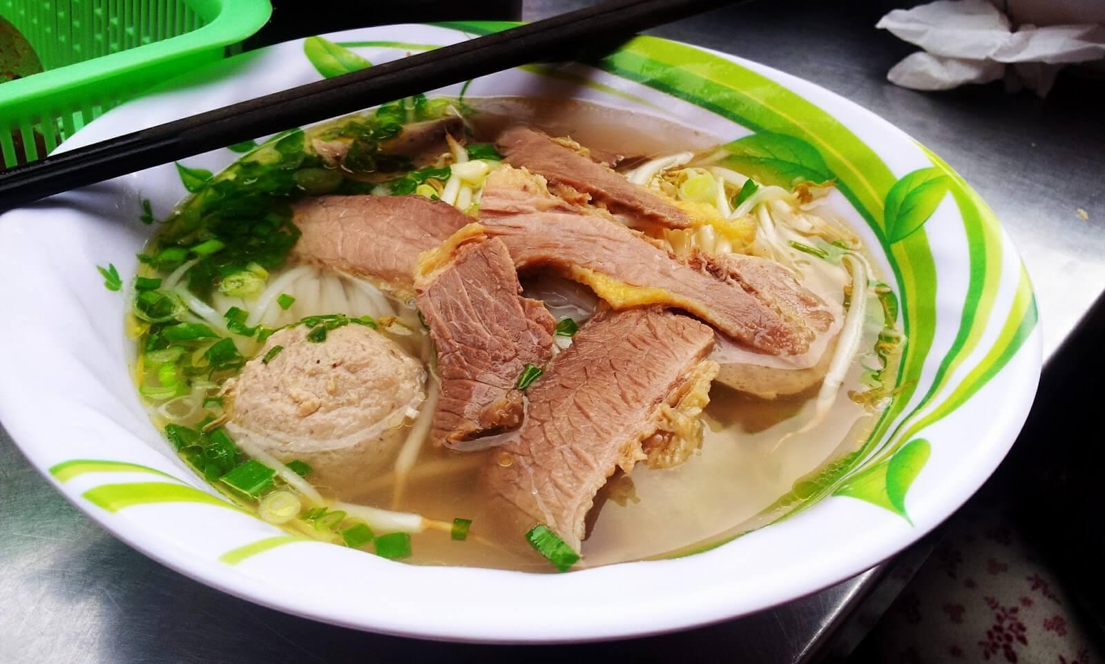 Halal Food Vienam Pho Bo
