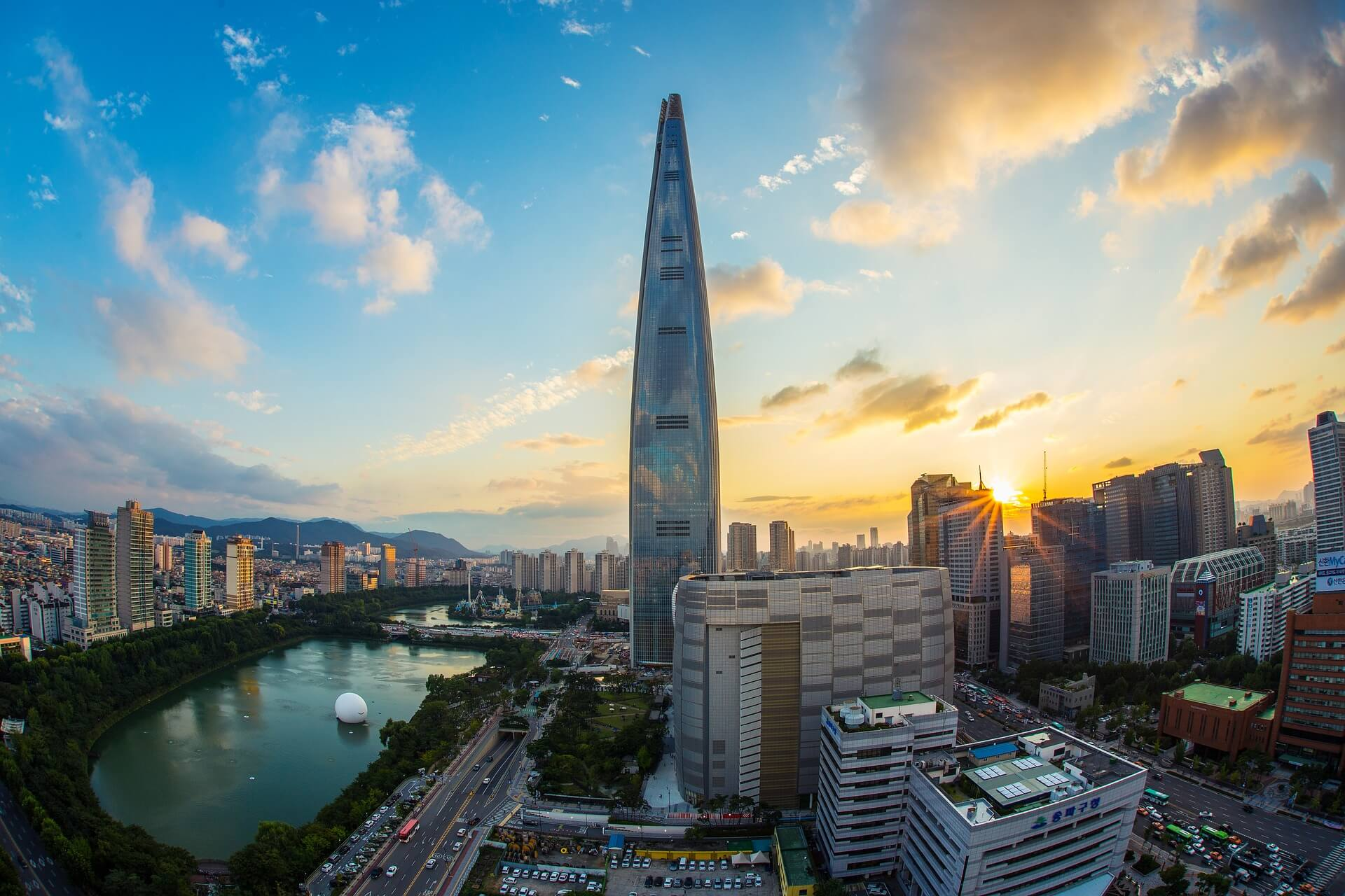 Lotte World Tower Korea Opens Prayer Room for Muslims