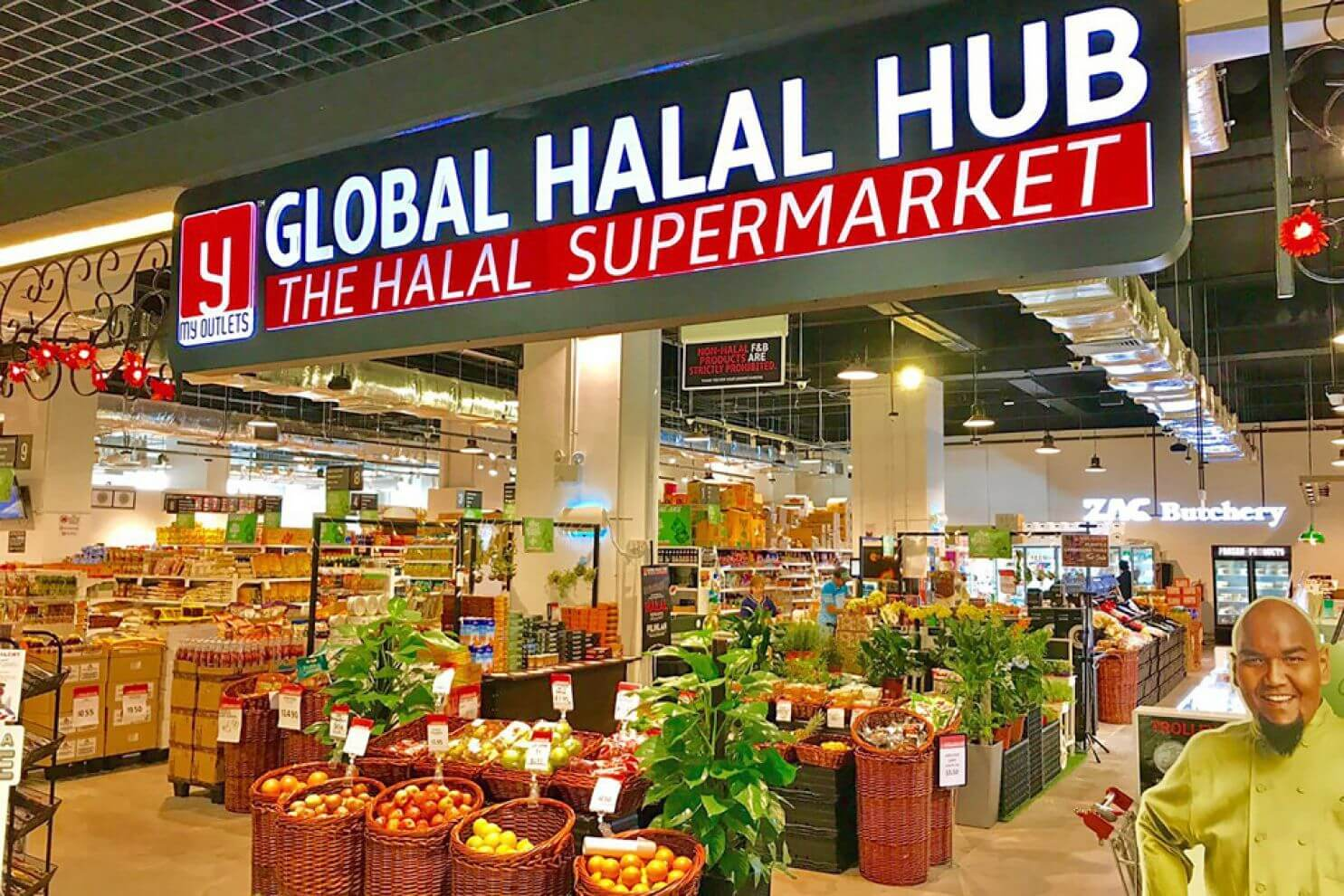 Singapore's biggest up-and- coming halal industry player