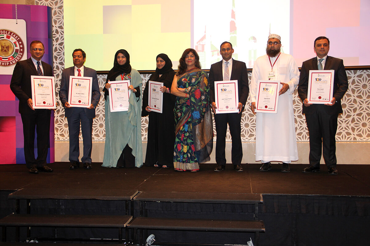 The Middle East Islamic Leadership Awards