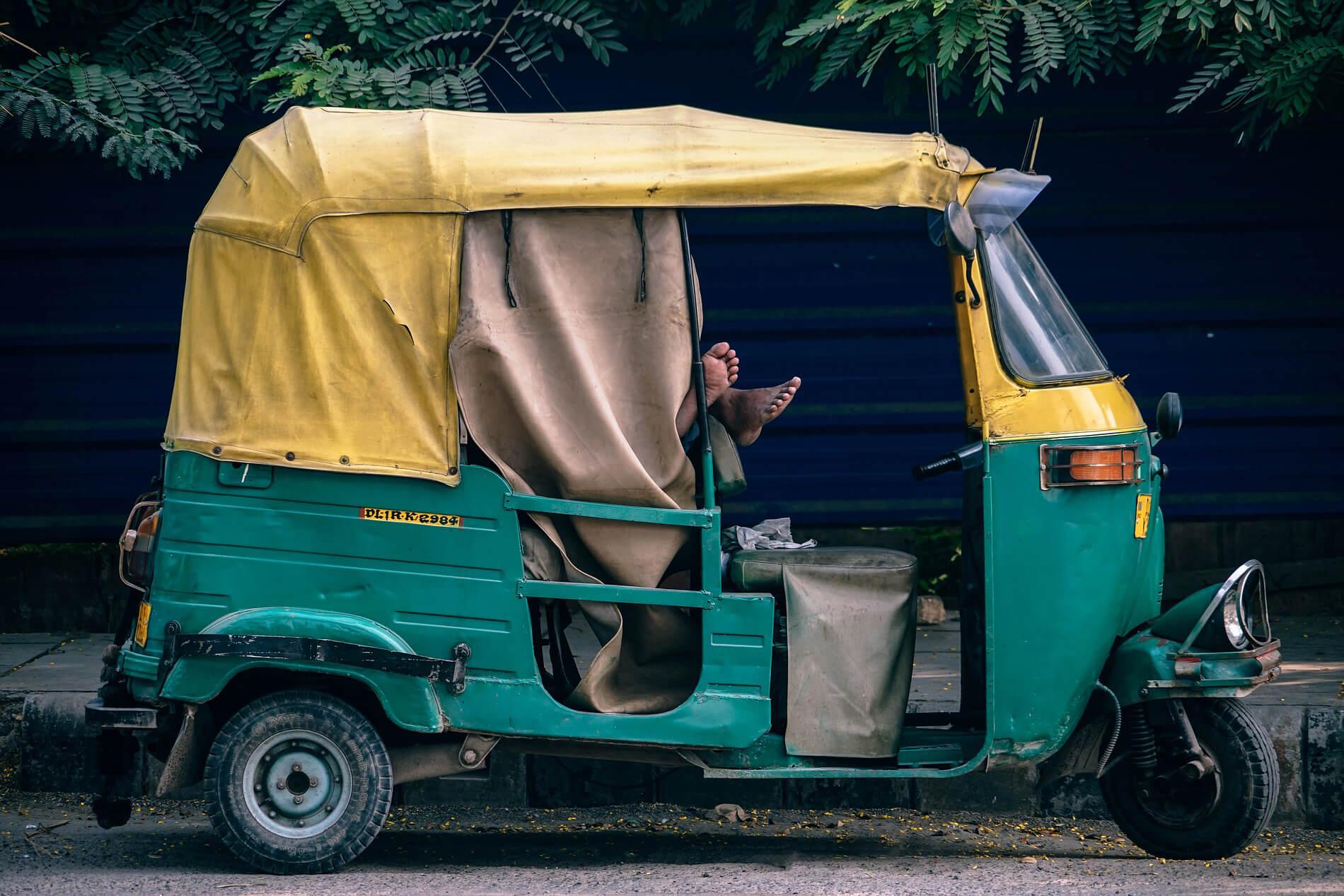 Rickshaw Service wins Hult Prize