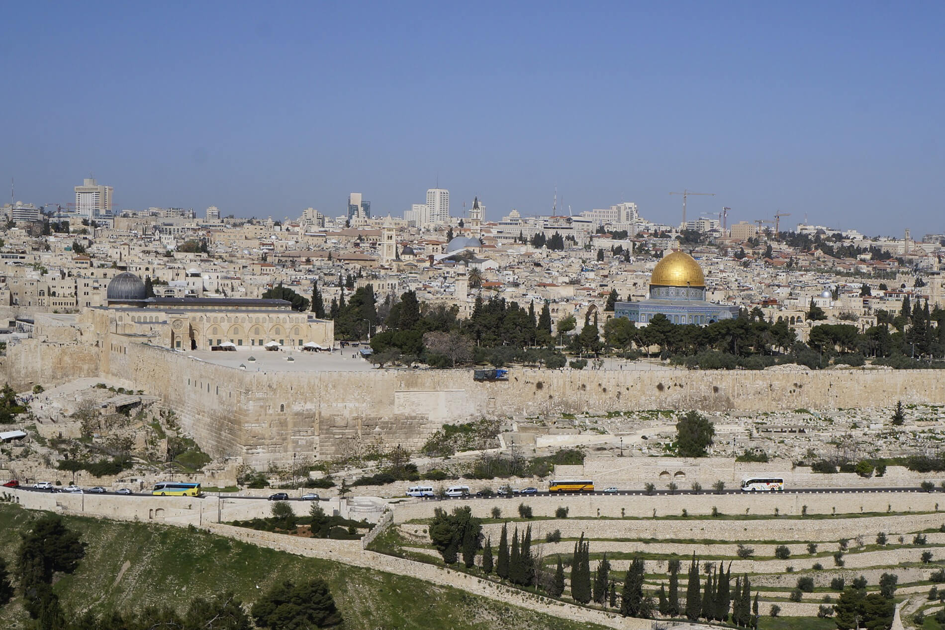 Jerusalem recognized as Palestinian capital