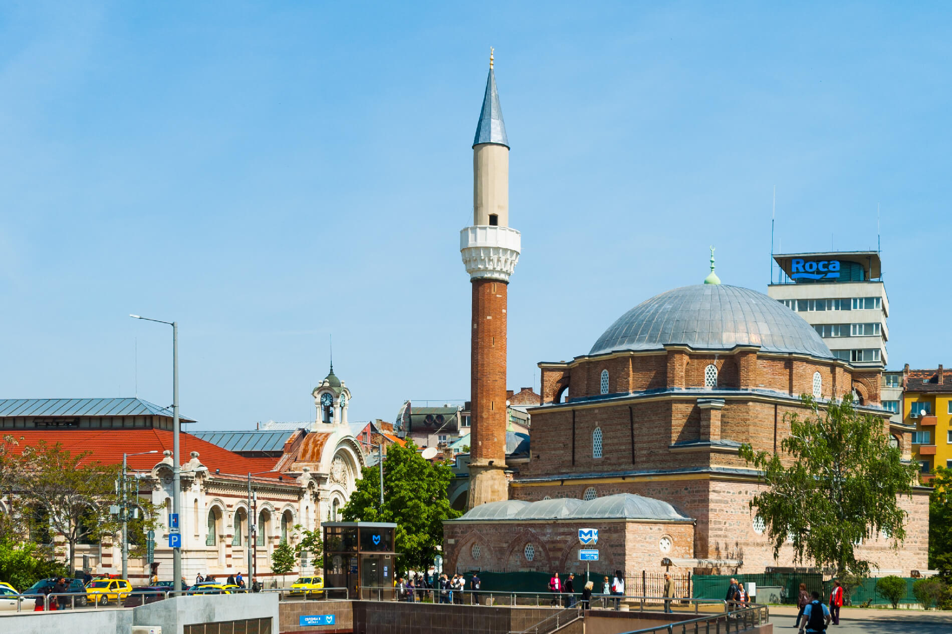 Historical mosques in Bulgaria being restored