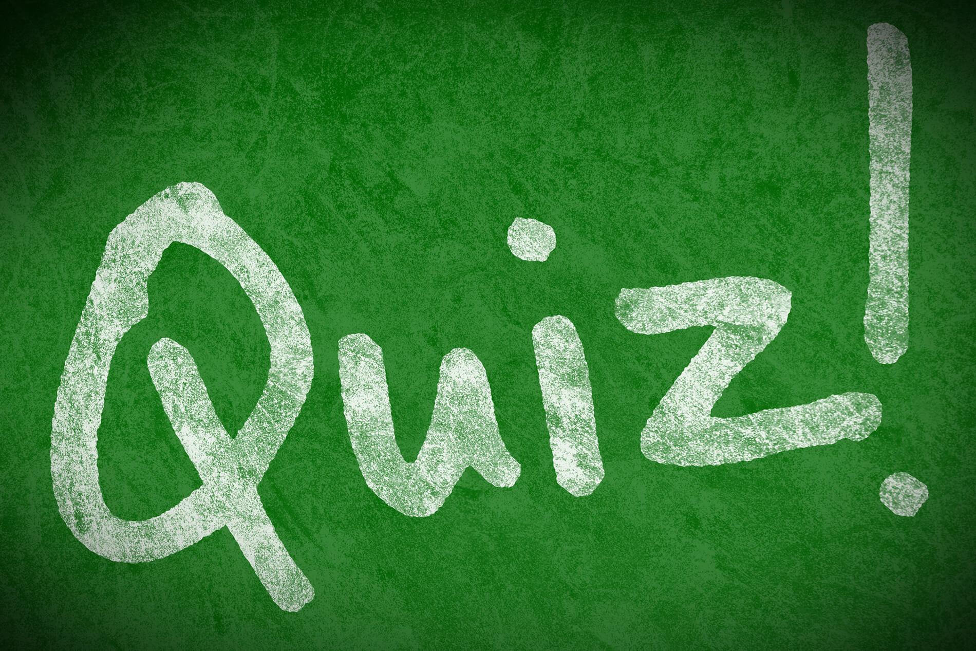 Zakat Quiz