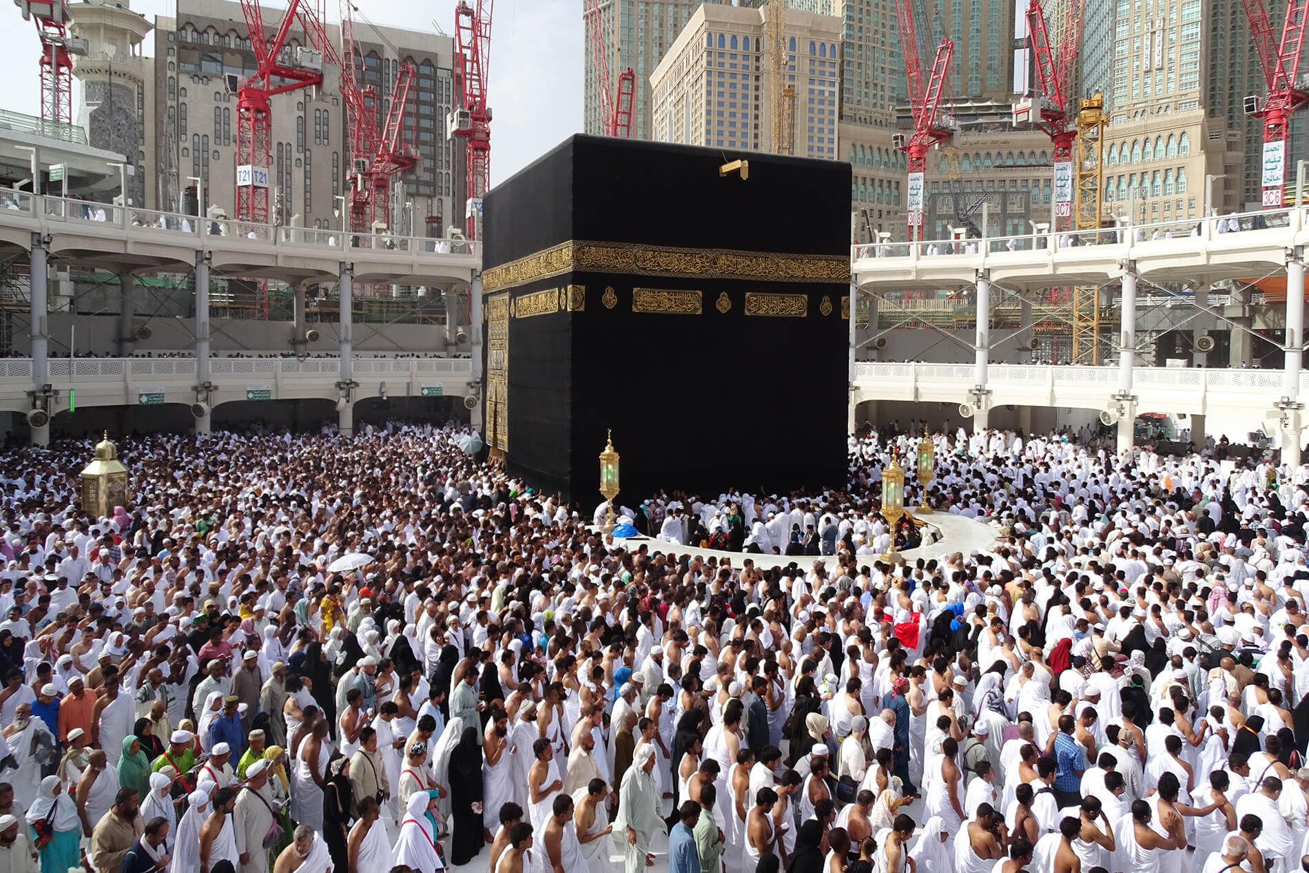Smart Hajj initiative introduced to improve pilgrim experience