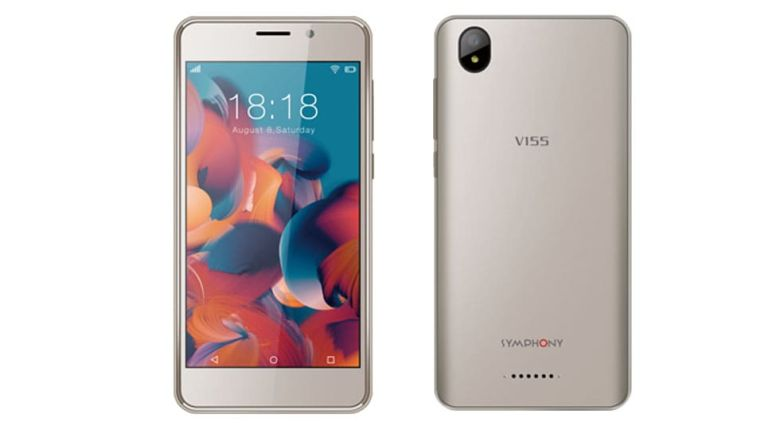 Symphony V155 With MediaTek And 1GB RAM launched In Bangladesh