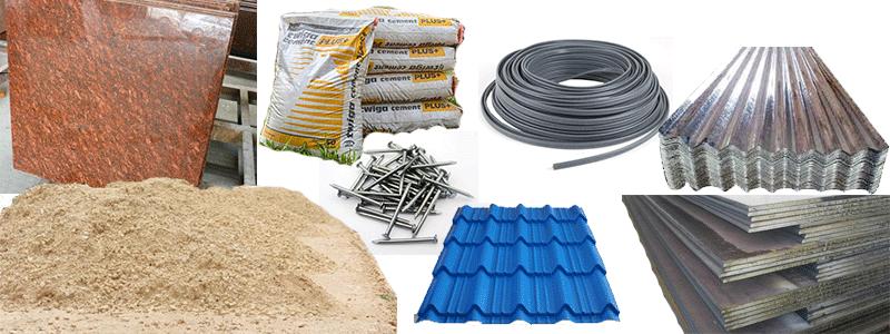 صادرات محصولات ساختمانی