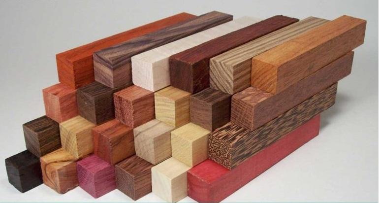 چوب و انواع و کاربرد چوب
