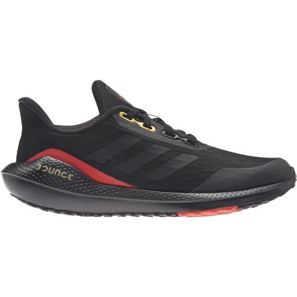 Adidas EQ21 Run - Kids Running Shoes - Core Black/Vivid Red