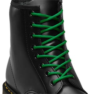 Dr Martens Dr Martens 140cm Green Round Lace Green