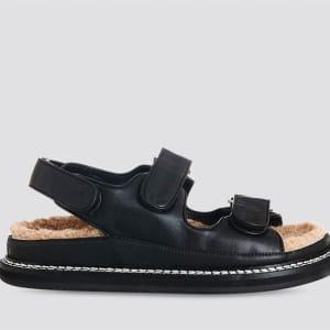 Alias Mae Alias Mae Womens Pascoe Sandal Black Leather