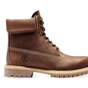 Timberland Timberland Men's 6-Inch Premium Boot Rust Full Grain