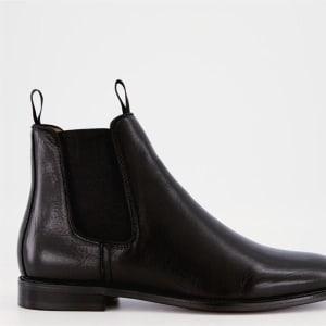 ITNO ITNO Mens Luke Boot Black Leather