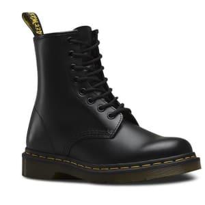Dr Martens Dr Martens 1460 8-Eye Boot Smooth Black Smooth