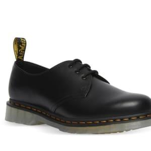 Dr Martens Dr Martens 1461 Iced Smooth Shoe Black Smooth