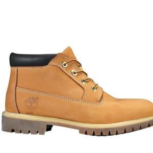Timberland Timberland Men's Icon Waterproof Chukka Boot Wheat Nubuck