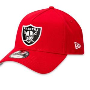 New Era New Era 9FORTY Raiders Cap Red