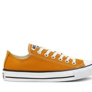 Converse Converse Chuck Taylor All Star Lo Saffron Yellow