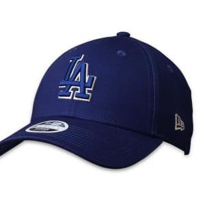 New Era New Era 9FORTY LA Dodgers Cap Silver Lining