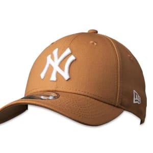 New Era New Era 9Forty NY Yankees Wheat